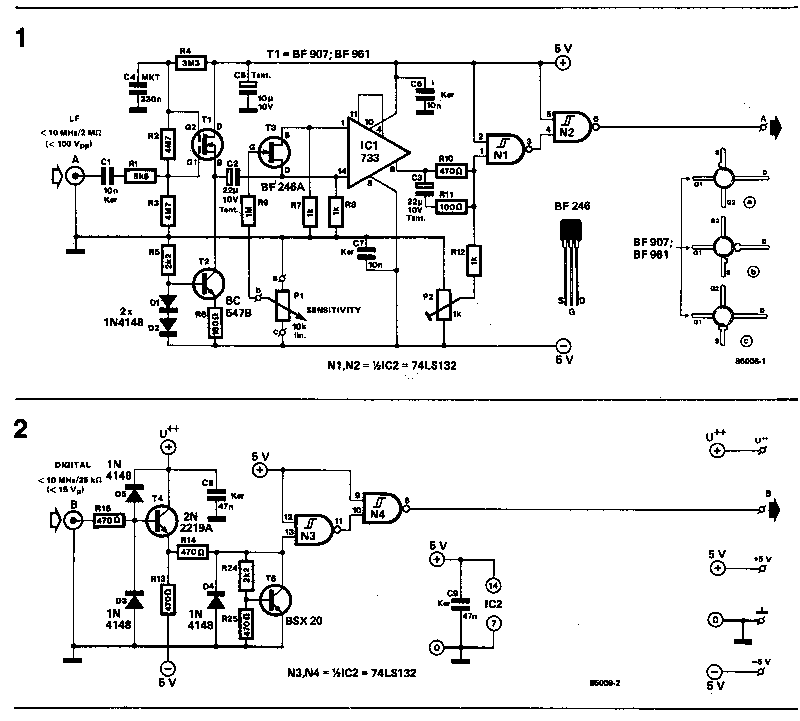 counter circuit