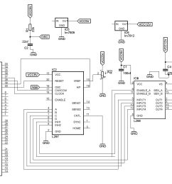 interfacing of atmega32 with l297 l298 and stepper motor avr freaks also stepper motor schematic on l297 stepper motor driver unipolar [ 2656 x 1750 Pixel ]
