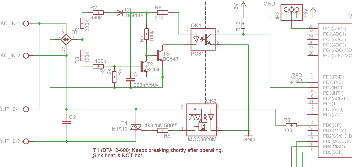 3 Phase Ac Motor Wiring Diagram Triac Breaking What Am I Missing Avr Freaks