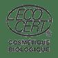 Cosmétique certifié bio par Ecocert