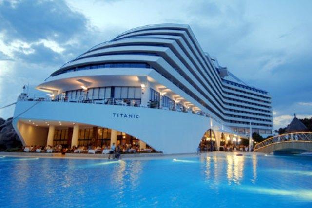 Hotel Titanic Resort in LaraAksu  Trkei jetzt gnstig Last minute buchen