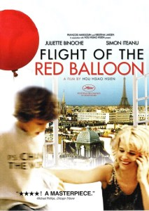 Flight of the Red Baloon
