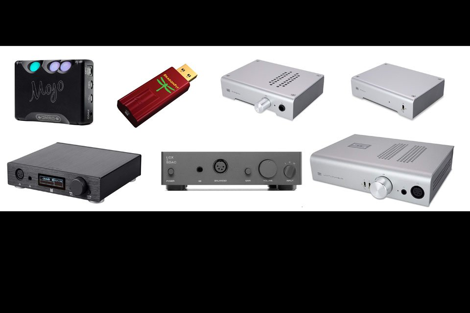 headphone dac amplifier recommendations