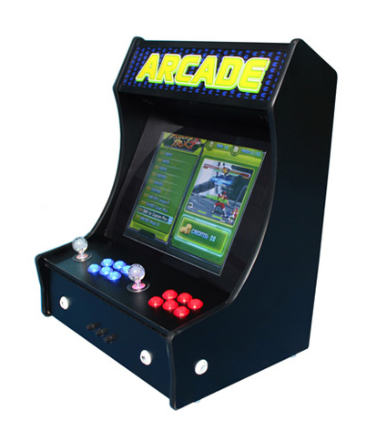 Arcademaskiner