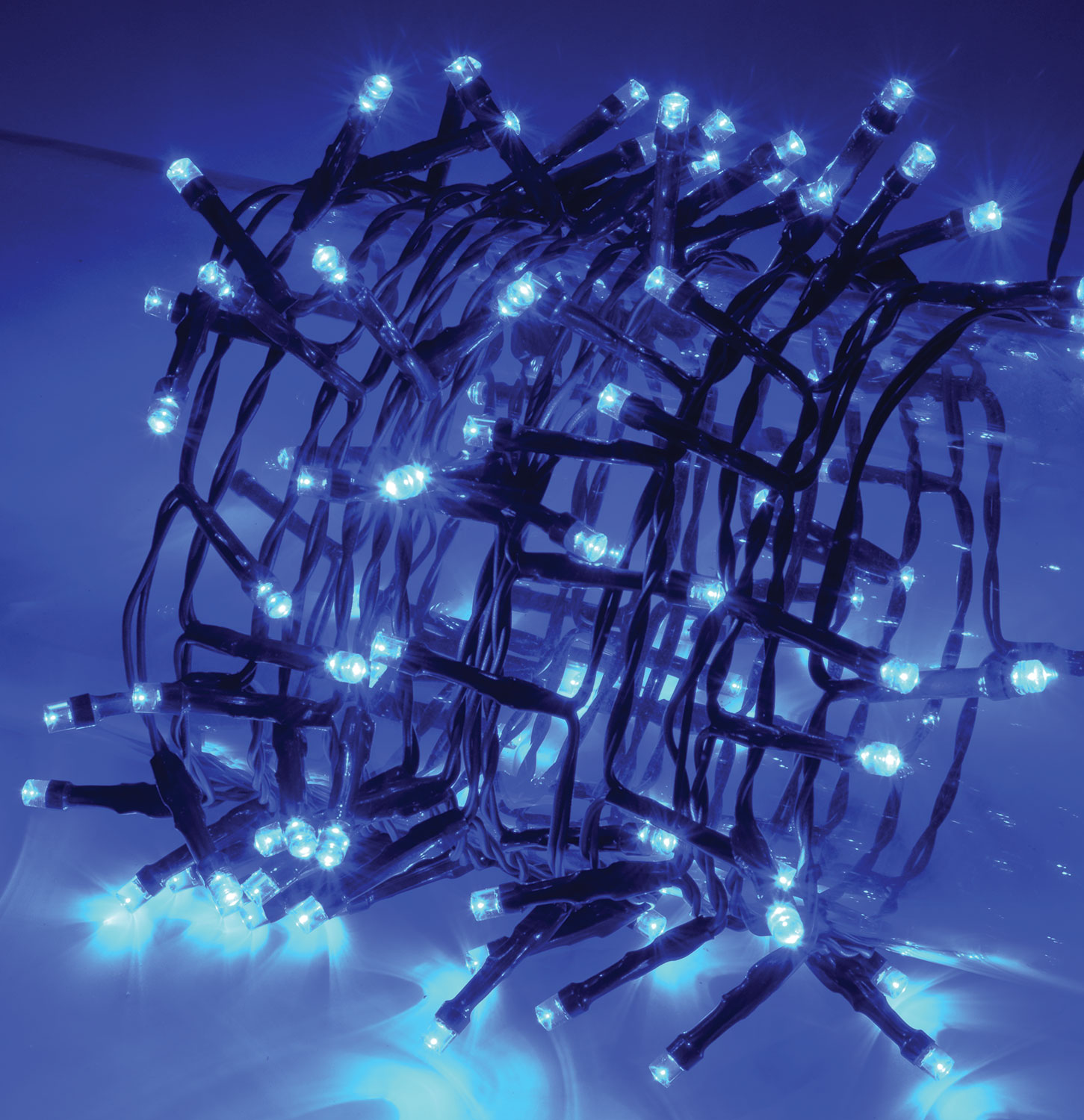 LED Solar Powered 100 Outdoor String Lights Deck Garden