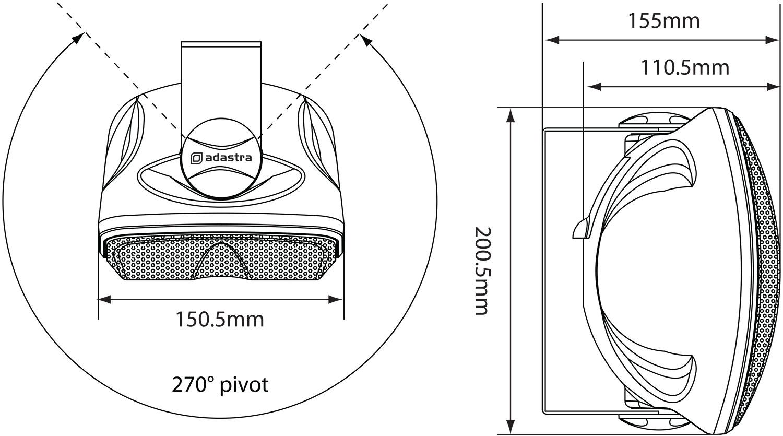 Avsl Product Speakers Cabinets 100v Line 952 962uk