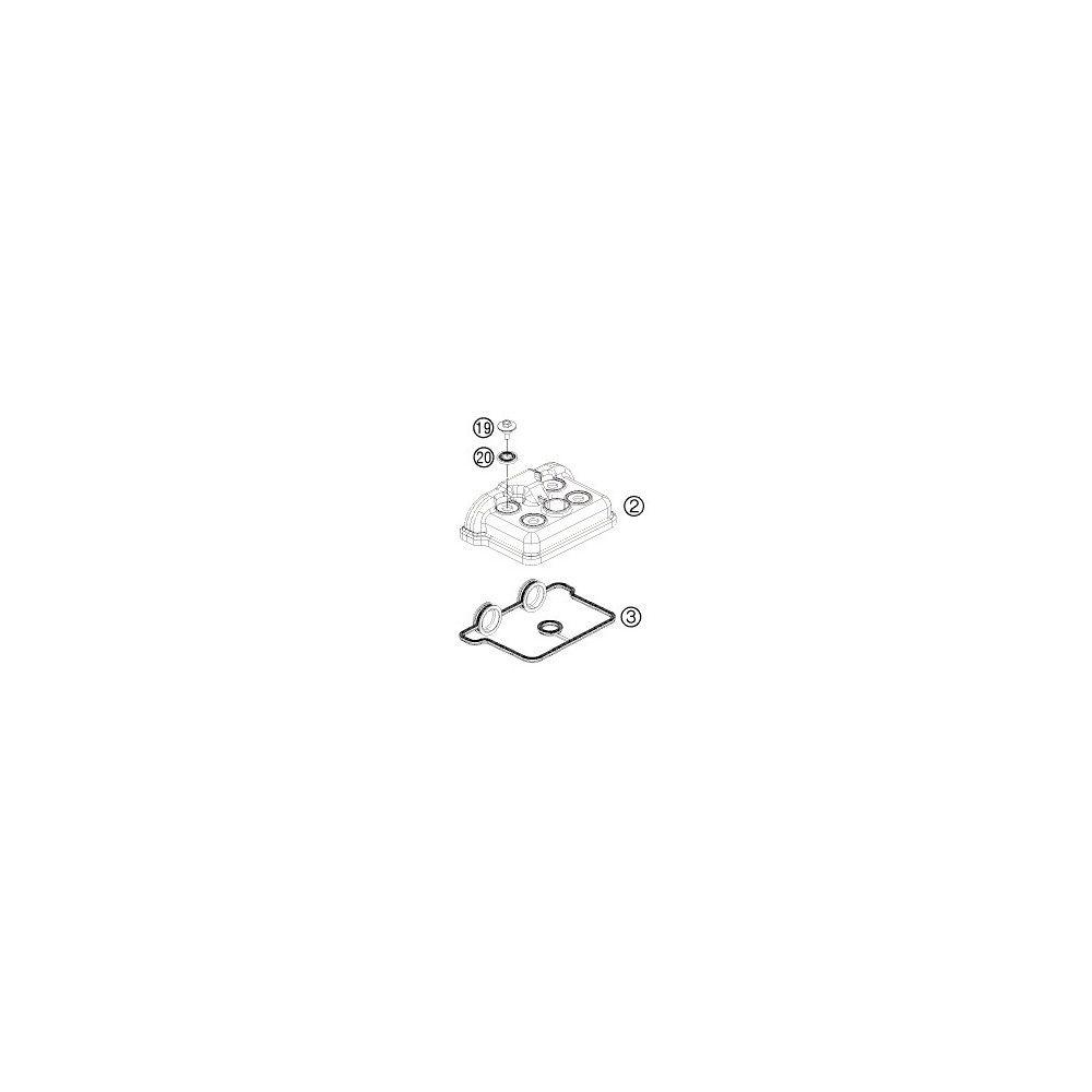 Joint de vis de cache culbuteur, KTM 125 Duke 4T 2011-2016
