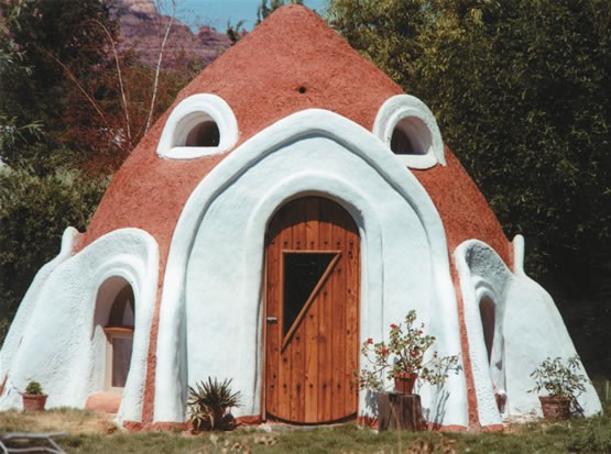 Sustainable Superadobe Earth Dome Buildings India  AVSOORG