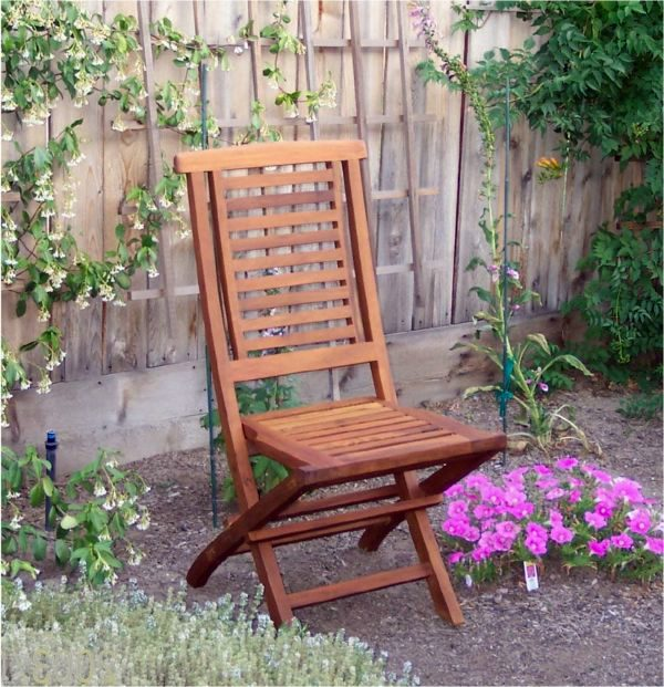 folding chair nepal summer high booster seat chic and practical solutions for the home garden with deck in | interior design ...
