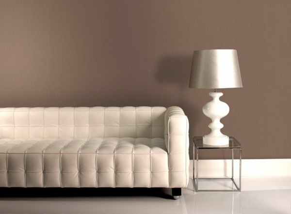 beige color palette living room small traditional ideas with tv wall mocca – swipe your walls in a coffee-brown ...