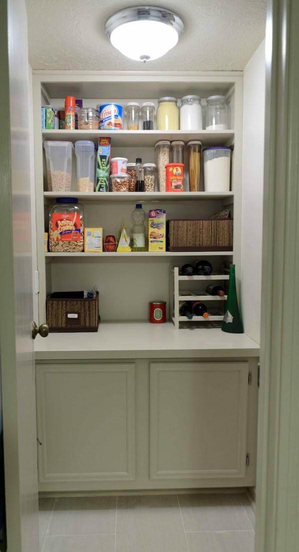 compact kitchen furniture backyard design organize cabinet and shelf | interior ...
