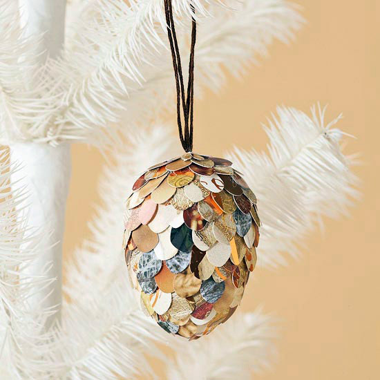 Christmas Decoration Made Of Paper 18 Cool Creations For