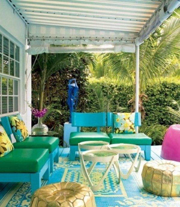 56 great pastel colors patio design