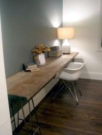 Build desk itself  22 exceptional DIY Office Tables ...