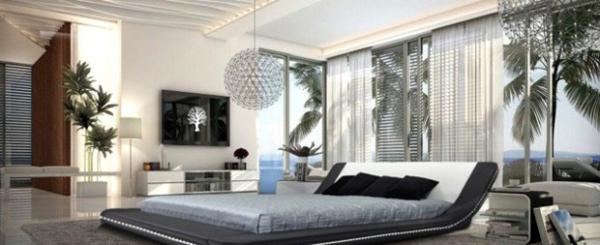 unique bedroom room decorating ideas 15 unique bedroom ideas in black and white | Interior Design Ideas | AVSO.ORG