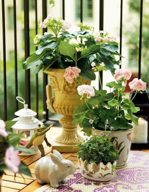 55 Balcony Greenery Ideas – Choose Flowers For Balcony And Arrange