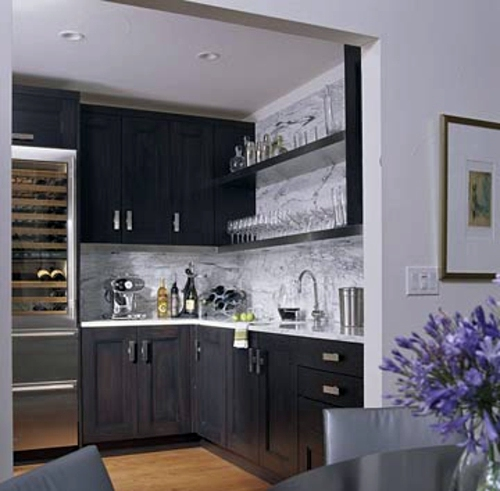 useful ideas for the drinks bar at home