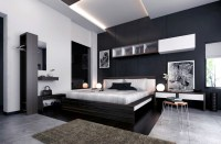 Bedrooms feature walls | Interior Design Ideas | AVSO.ORG