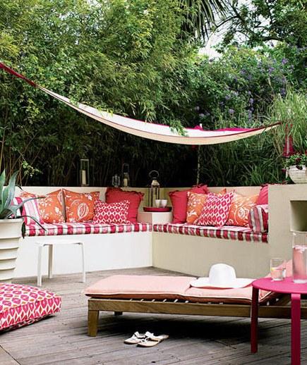 Make Gartendeko Himself – Colorful DIY Garden Ideas Interior