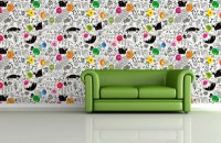 Fancy wallpaper for your chic wall decoration | Interior ...