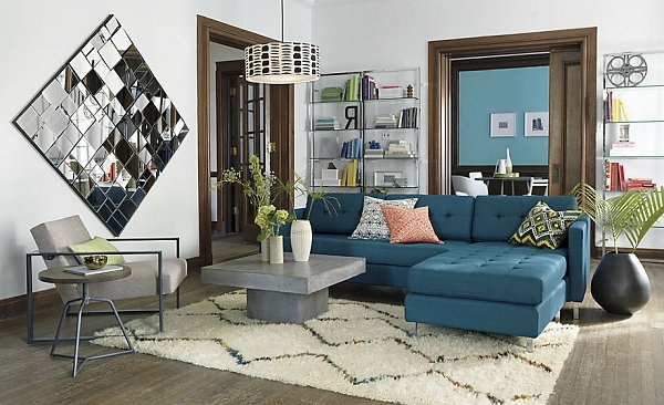 clara chair crate and barrel hospital chairs for sale 15 modern sofas a fresh feel at home | interior design ideas avso.org