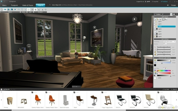 Living Room Planner Free – Some Of The Best 3D Room Planner For