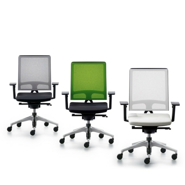 ergonomic chair pros back support for office walmart cheap chairs and cons interior available in three colors