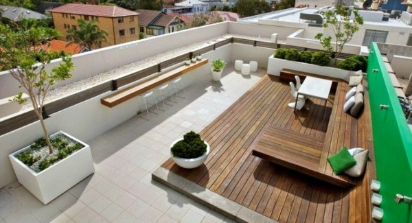 roof terrace design ideas examples and