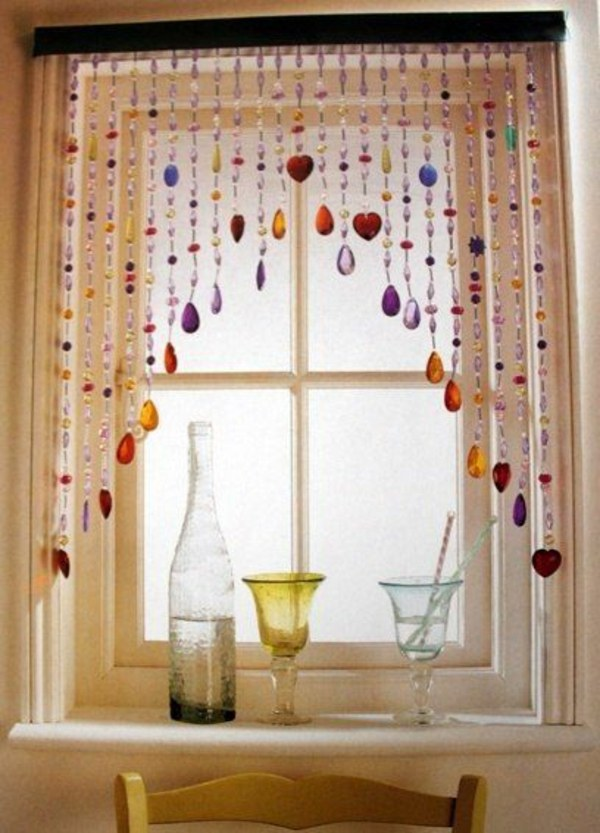 30 Curtains Decoration Examples – Dress Up The Windows Creative
