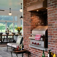 Built In Barbecue. Builtin Gas Bbq Grills With Built In ...
