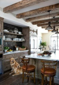 50 modern country house kitchens  kitchen design, rustic ...