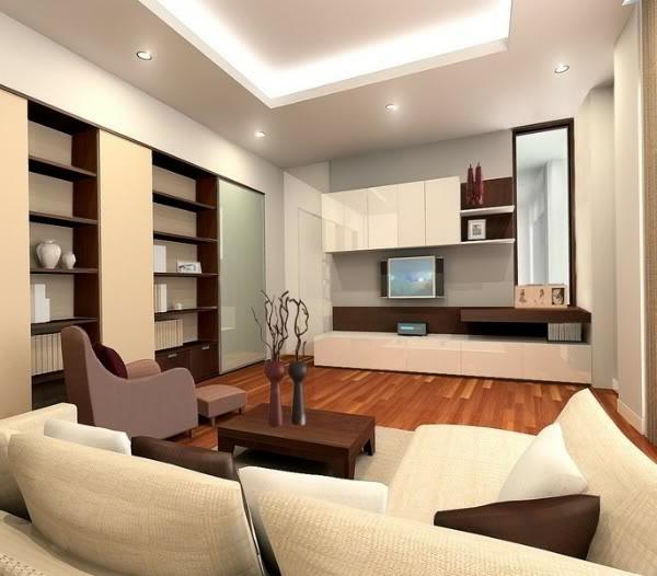 Wohnzimmer Deckenbeleuchtung Beispiele
