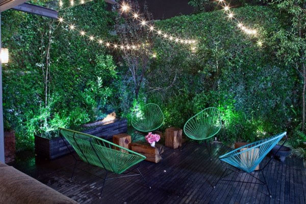 13 Ideas For Garden Design – Pictures Of Seating And Relaxation