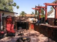 Garden Decoration Ideas  modern, rustic backyard design ...
