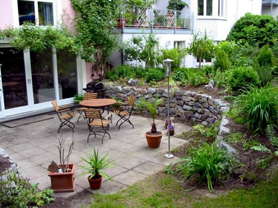 clever landscaping practical