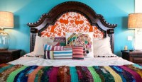 Modern interior design ideas in the Mexican style ...