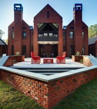Family, Fundraising and familiar house design  modern ...