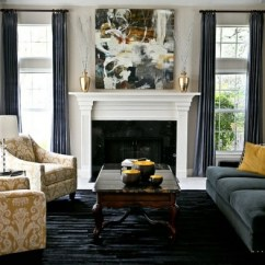 Interchangeable Sofa New Covers Made Living Room Color Scheme – Gray And Yellow | Interior ...