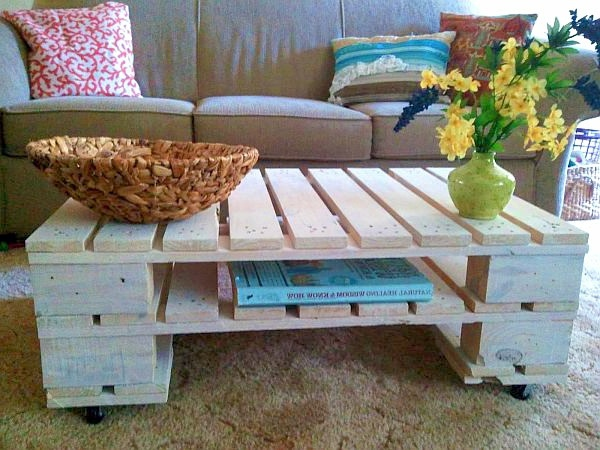 Coffee Table Of Diy Ideas Dining Table Dining Room Euro Pallets