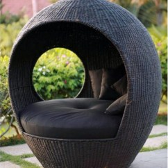 Hanging Wicker Egg Chair With Stand Kids Papasan 25 Outdoor Rattan Furniture – Lounge From And | Interior Design Ideas ...