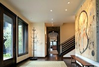 Decorating ideas and wall design in the hallway of your ...