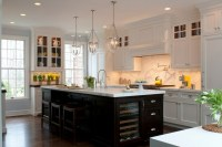 Small Kitchen Ideas and solutions for low window sills ...