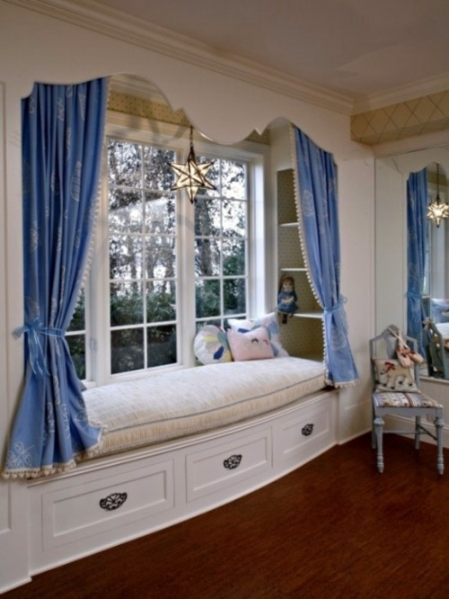 15 great ideas to transform the window seat in the nursery