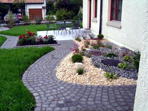 Front Garden Design With Gravel – You Want To Give A Striking