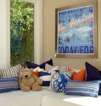 30 ideas for decorating wall with posters: a vintage ...
