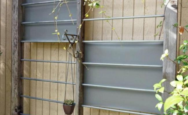 Outdoor Wall Decoration Do It Yourself Diy Projects