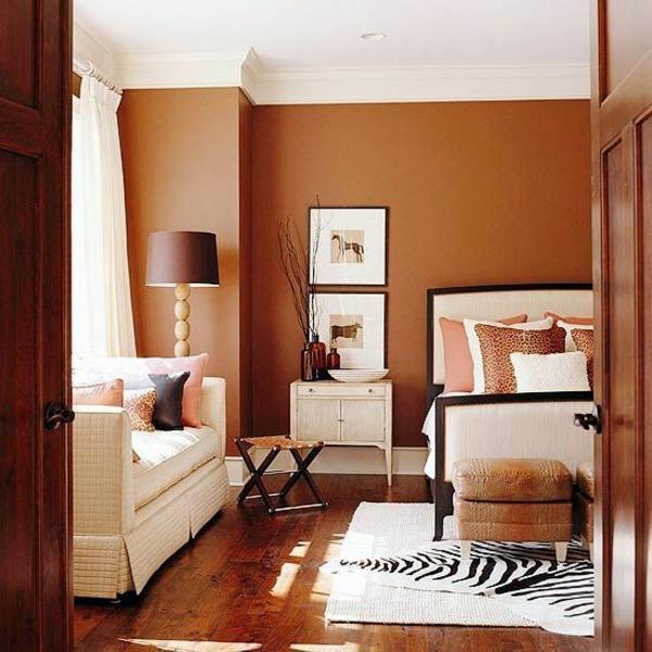 burnt orange living room accessories outdoor idea wall color brown tones – warm and natural | interior ...