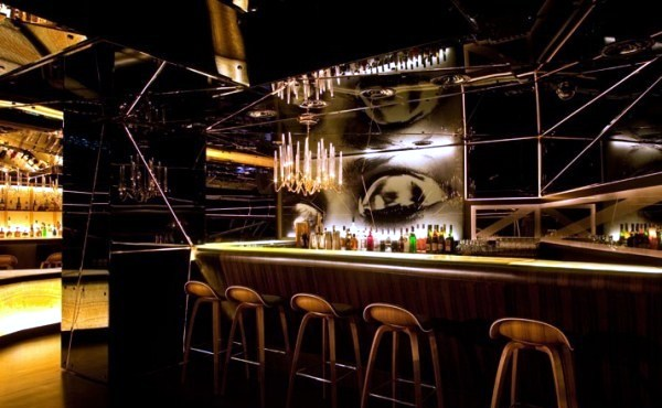 Exclusive Bar Design for a More luxury experience