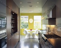 Yellow Painted Kitchen Designs  useful, creative advice ...