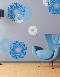 Creative wall decoration in blue color chart pick the right shades for your also  rh avso